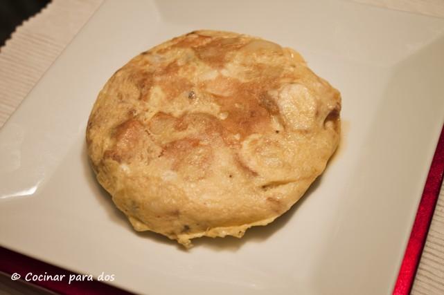 tortilla de pulpo