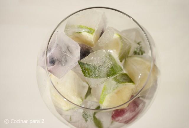 Hielos de frutas, de sabores y más