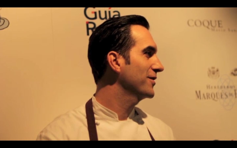 Mario Sandoval chef
