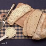 Mantequilla con ajo y perejil
