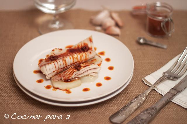 Guiso de raya cocinar para 2 for Cocinar raya a la gallega
