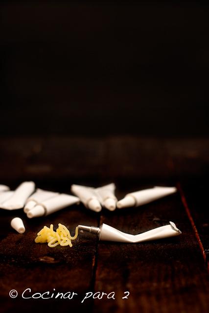 mantequilla de aove