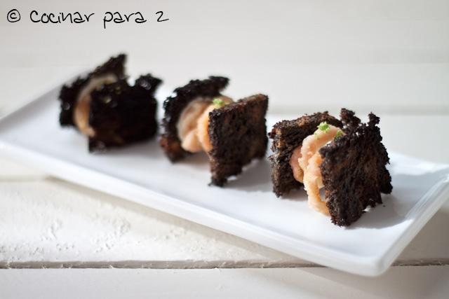 Mi bocadillo de calamares de Sergi Arola