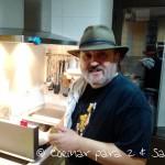 En la cocina con…Sacha Hormaechea