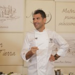 Showcooking DNT con Paco Roncero