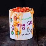 mug cake tomate