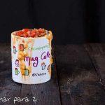 Mug cake de tomate Orlando