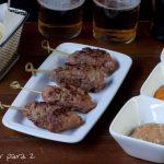 Brochetas de carne #MiToqueDeMagia