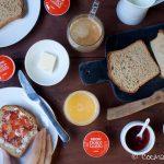Pan de molde de café