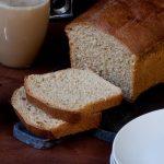 pan de molde de cafe