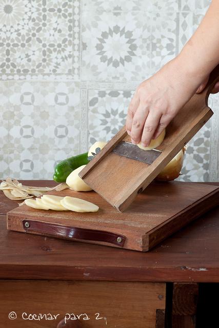 patatas microondas