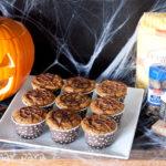 Receta de Halloween: Muffins de calabaza
