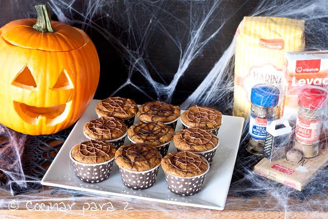 receta de halloween