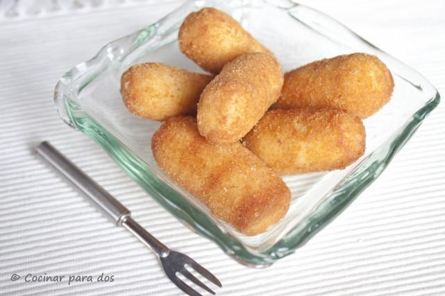 receta de croquetas