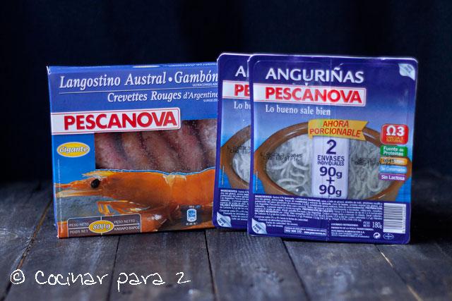 Pescanova Langostinos Anguriñas