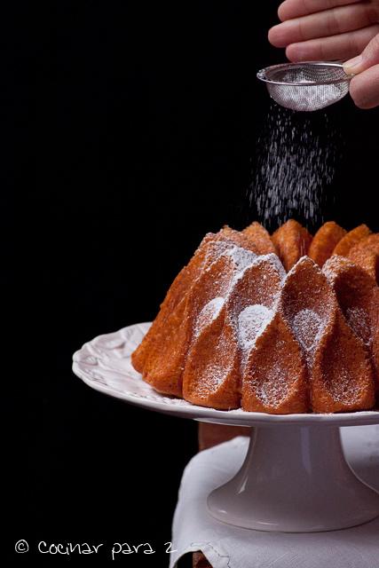 bundt cake mandarina