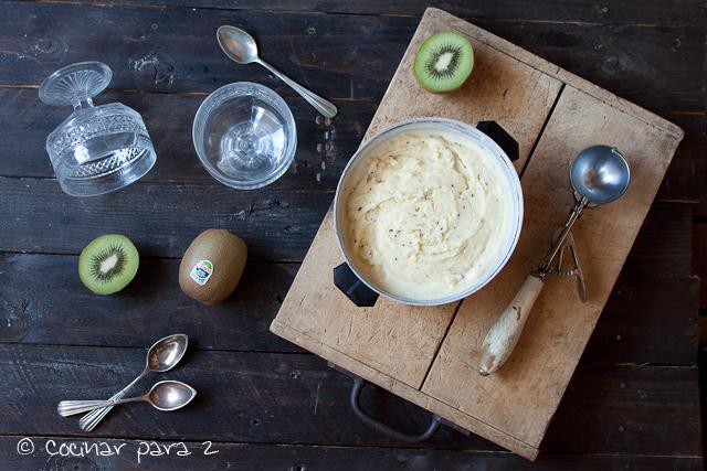receta kiwi