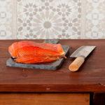 curar salmon en casa